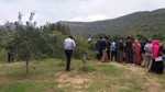 Field visit sand dam scheme organized to guests from various African countries
