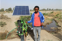 Efficient and Innovative Small Scale Irrigation (EISSI)